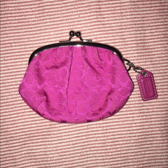Coach Handbags - Coach coin purse/ wallet